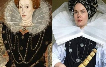 Beating quarantine blues: People recreate famous artworks with objects at home
