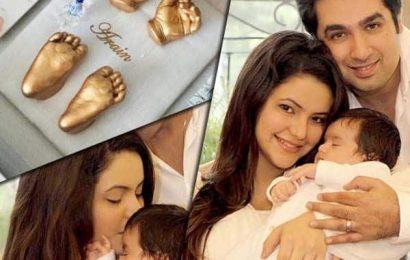 बेटे के जन्म के 1 महीने बाद ही Aamna Sharif ने किया था ये खास काम, सामने आई Kasautii Zindagii Kay 2 एक्ट्रेस की Unseen Photos
