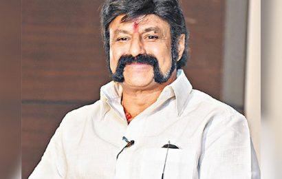 Balakrishna negative role but not villain