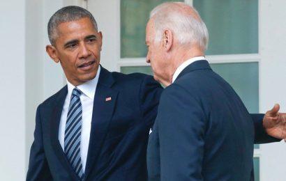 Barack Obama endorses Joe Biden, says former VP has 'qualities we need'