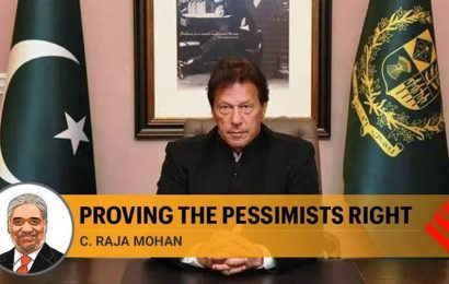 Coronavirus crisis delivers yet another blow to political fortunes of Pakistan PM Imran Khan
