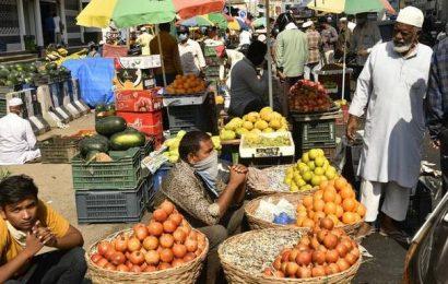 Wholesale markets abuzz despite lockdown