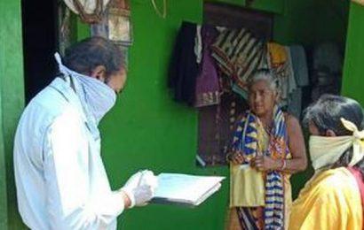 Coronavirus   Mega health screening on in Ganjam district of Odisha