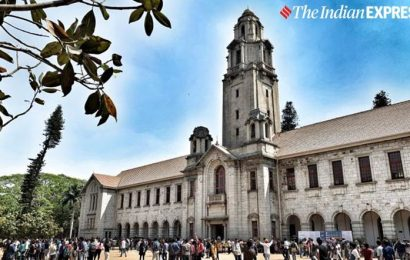 RUR World Ranking 2020: IISc Bangalore only Indian institute in top 100