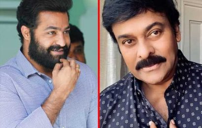Is Chiranjeevi copying act of Jr NTR?