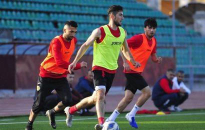 A football championship begins amidst COVID19 lockdown in Tajikistan