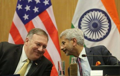 Mike Pompeo, S Jaishankar discuss coordinated approach to COVID-19