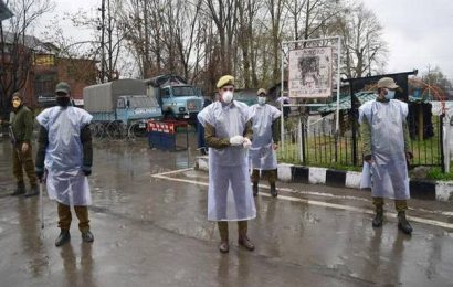 24 new COVID-19 cases detected in Jammu and Kashmir