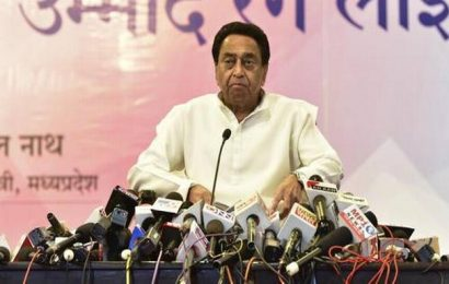 Parliament allowed to function to topple M.P. government, says Kamal Nath