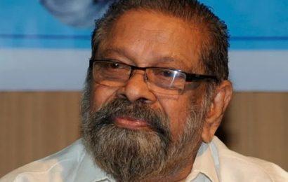 Malayalam music composer MK Arjunan passes away