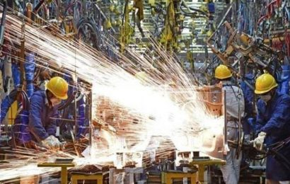 Eight core industries' output contracts 6.5 per cent in March