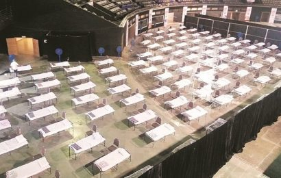 In Mumbai, a quarantine model under the dome: comfort, contactless