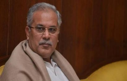 Chhattisgarh CM Bhupesh Baghel for payment of MGNREGA wages in form of food grains