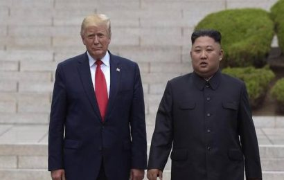 Trump thinks report was incorrect on illness of North Korea's Kim Jong Un