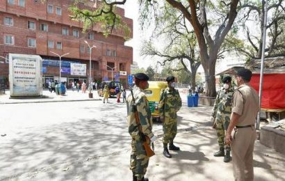 OPD services at LNJP and GB Pant hospitals to be closed from Apr 4: authorities