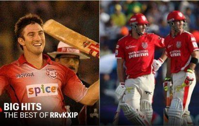 Marsh's astonishing 115 to Maxwell-Miller show: Overseas batsmen dominate Rajasthan vs Punjab matches