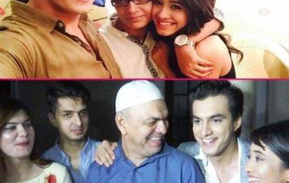 एक-दूसरे के परिवार से काफी घुल-मिल चुके हैं Mohsin Khan और Shivangi Joshi, ब्रेकअप के बाद भी नहीं दिखती है दूरियां