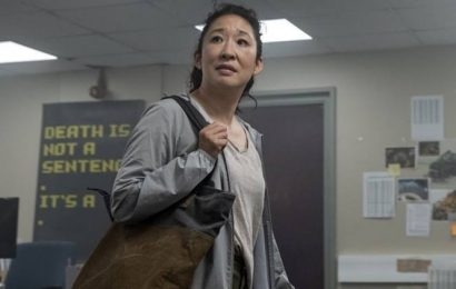 'Air of calmness' is promised for Killing Eve new season