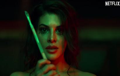 Watch   'Mrs. Serial Killer' trailer has Jacqueline Fernandez seeking justice through murder