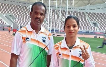 Training Dutee a new challenge now, says coach Ramesh