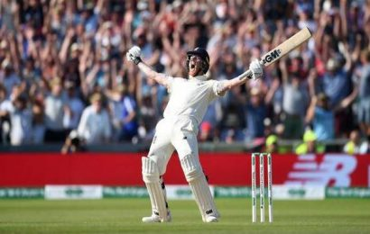 Ben Stokes named leading cricketer in the world