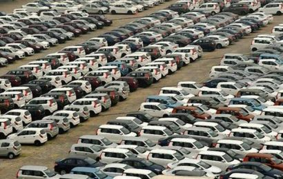 A March of doom for the auto industry
