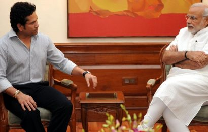 Cannot let down our guard after April 14: Sachin Tendulkar after PM Modi call