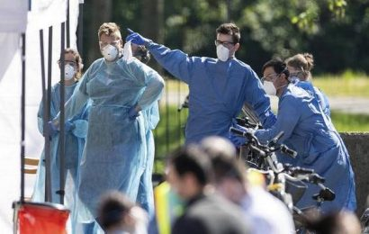 COVID-19 | Germany testing 450 residents of apartment complex after two infected families break quarantine