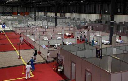Coronavirus | Spain death toll nears 19,500