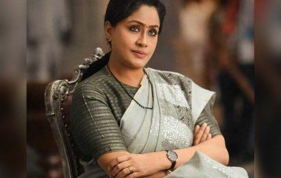 Vijayashanti lost interest in movies!