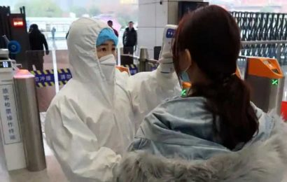 Coronavirus found in air samples up to 13 feet from patients:Study