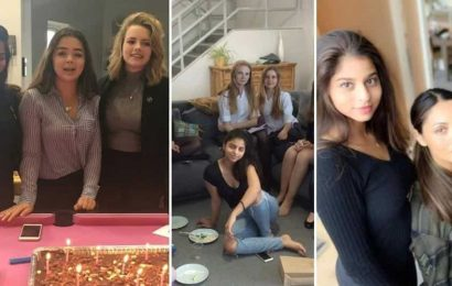 Shah Rukh Khan's daughter Suhana is the perfect girl-next-door in latest college pics