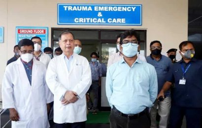 'Jharkhand doing everything to check pandemic with minimum resources': CM Soren