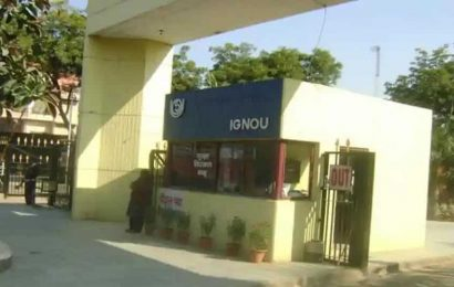 IGNOU to accept scanned copies of handwritten assignments through email