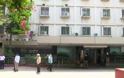 Niti Aayog staffer tests Covid-19 positive, building to be sealed for two days