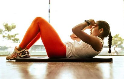 Exercise promotes mental well-being in menopausal women, here's how