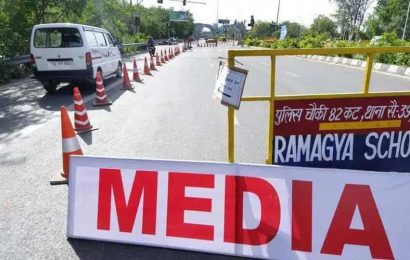 'Rs 10 lakh each as insurance cover to journalists reporting during Covid-19': Haryana CM