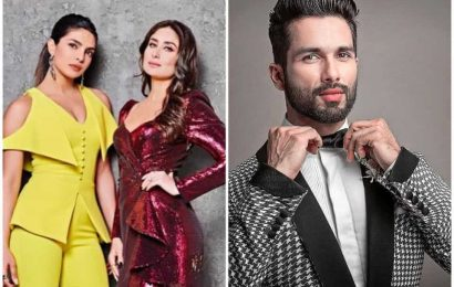 When Priyanka Chopra said ex Shahid Kapoor was 'only point of commonality' between her and Kareena Kapoor