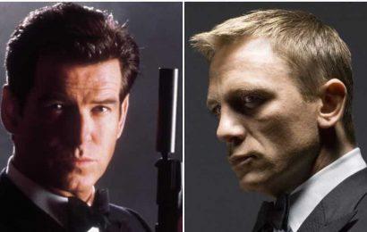 Pierce Brosnan advises Daniel Craig on life after James Bond: 'You did a magnificent job'