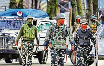 Jaish terrorist killed in Kashmir's Sopore area