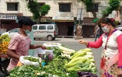 Coronavirus update: Tripura market decides not to sell veggies to customers without masks