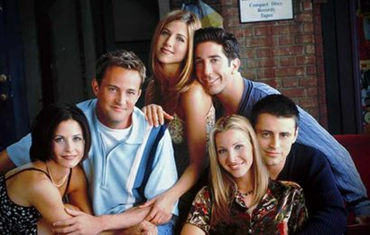 Friends cast secretly records 90-minute special for their reunion:report