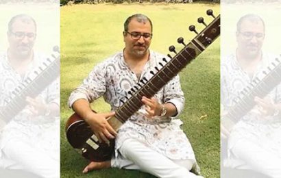 To sitar, with love