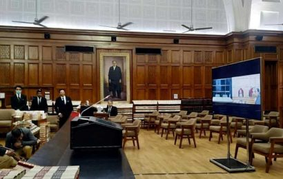 Courts to conduct hearings through video calls, says SC