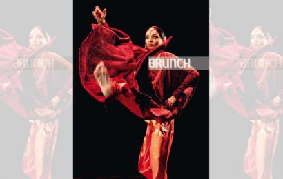HT Brunch Cover Story: One of India's greatest dancer, Malvika Sarukkai, is facing her biggest challenge
