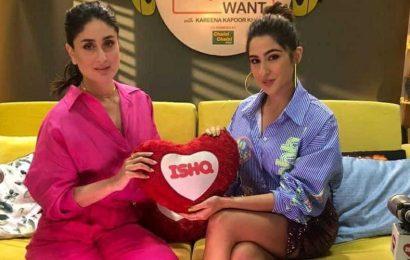 Sara Ali Khan once considered calling Kareena Kapoor 'aunty' but Saif Ali Khan shut it down