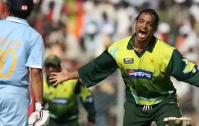 'Hitting Shoaib Akhtar must be easy': Mohammad Kaif's son after watching 2003 World Cup highlights