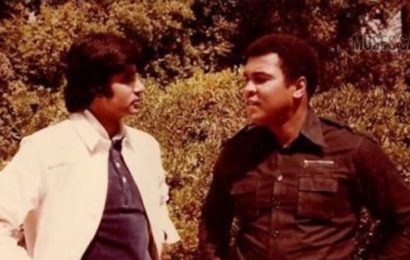 When Amitabh Bachchan and Muhammad Ali almost appeared together in a movie