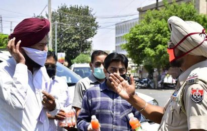 Mohali records fresh Covid-19 case after 5 days, total number reaches 64