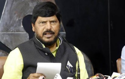 Mumbai: Driver posted at Union Minister Ramdas Athawale's residence tests Covid-19 positive